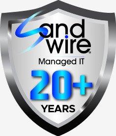 20 plus years badge